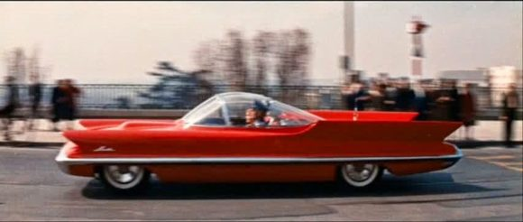 Lincoln Futura It started with a kiss