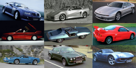 30 Most obscure cool cars ever
