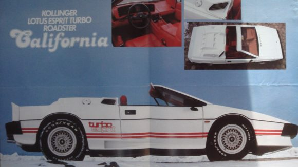 Lotus Esprit Roadster