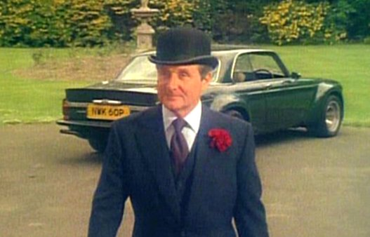 John Steed Jaguar XJ12-C Broadspeed