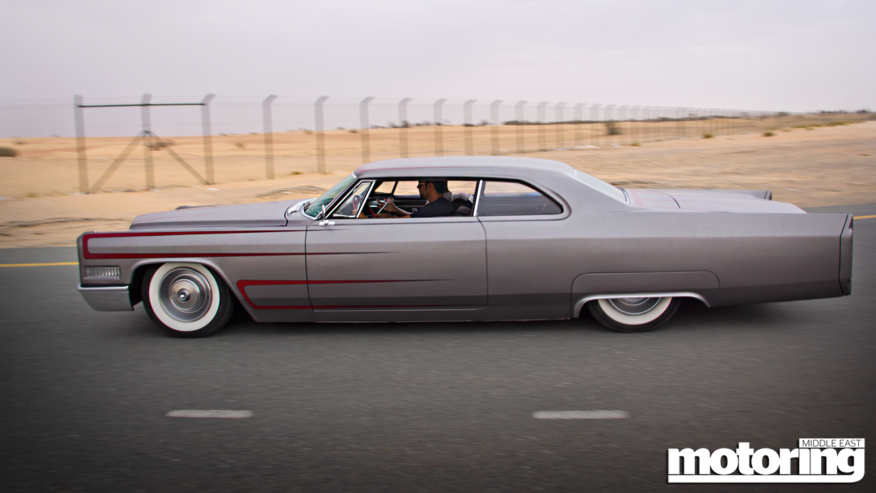 1966 Cadillac Coupe DeVille Custom Review (video) - Motoring Middle