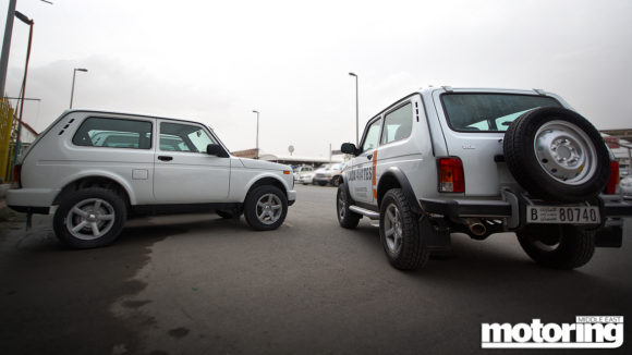 2016 Lada Niva review
