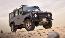 1997 Land Rover Defender V8 - Semi-Rally spec