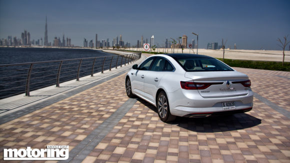 2016 Renault Talisman Samsung SM6 review
