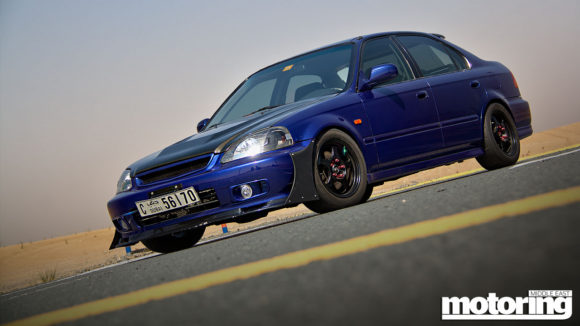 honda civic type r 1999