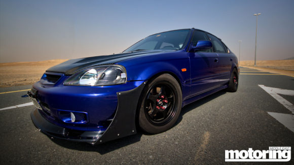 99 Honda Civic Type R Conversion