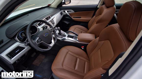 Geely Emgrand X7 Sport