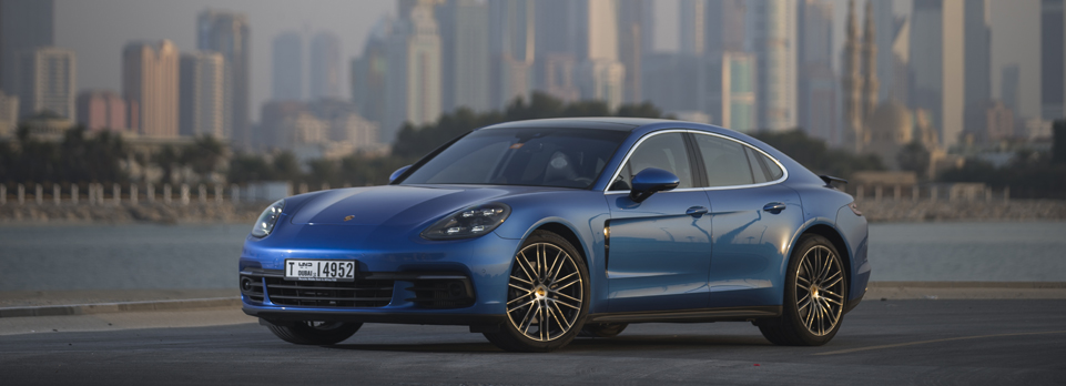Is the all-new Panamera finally good enough to change our minds about four-door cars from Porsche?