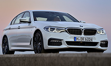 BMW 5 Series 540i M-Sport Review