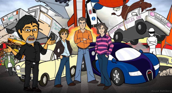 Clarkson Hammond May cartoon