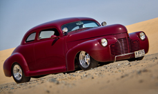 1941 Chevrolet Master Deluxe Street Rod Review