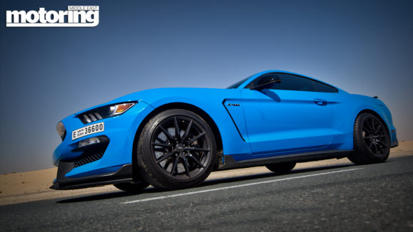 Ford Mustang Shelby GT350 Review