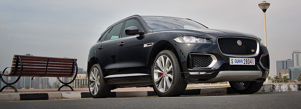 Is the new Jaguar SUV a family mover, or a leisure lifestyle fun machine?