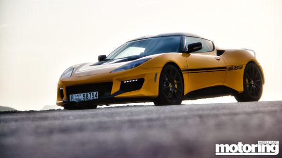 2017 Lotus Evora Sport 410 Review