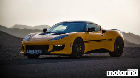 2017 Lotus Evora Sport 410 reviewMotoring Middle East: Car news ...
