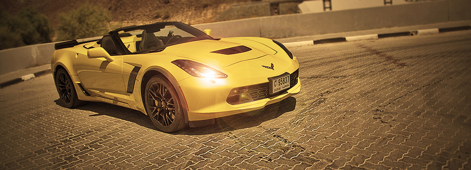 We grab a rare treat of a drive – a 650bhp hard-core Corvette convertible with a self-shifter boasting seven ratios