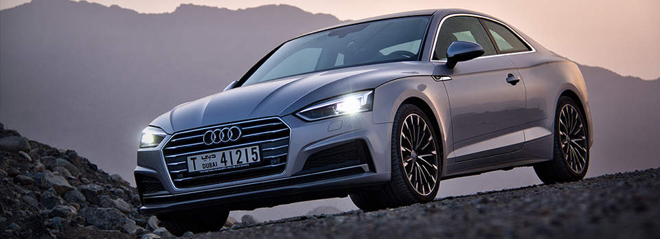We get to live with the smooth executive coupe from Audi for the next six weeks