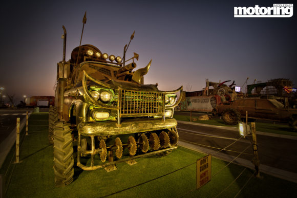 Last Exit Mad X  - Fury Road. Food Truck Park