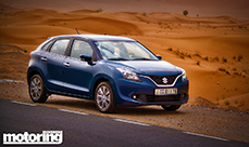 Suzuki Baleno Review