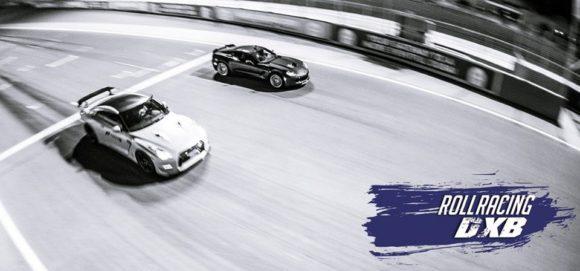 Rolls racing
