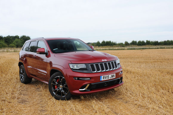 Jeep Grand Cherokee SRT in London