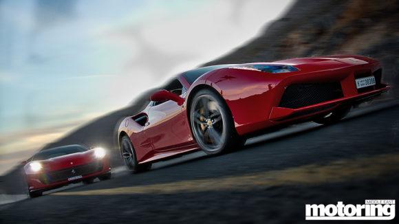 Ferrari 488 Spider & 812 Superfast