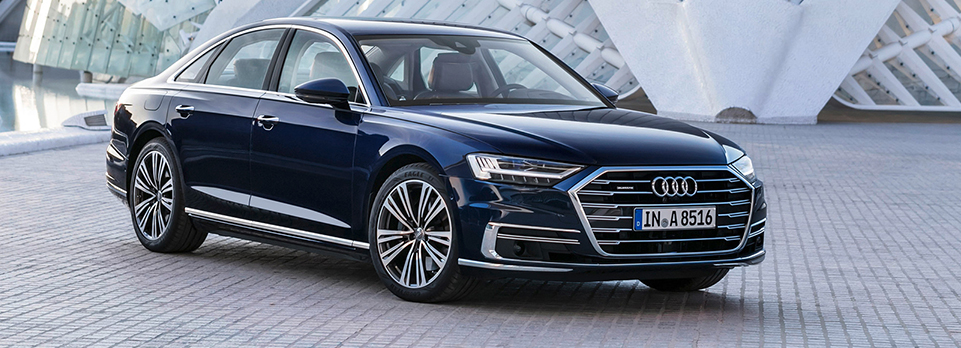 It's nearly time to hand over the helm and let the car do the driving. The new Audi A8 shows it's possible