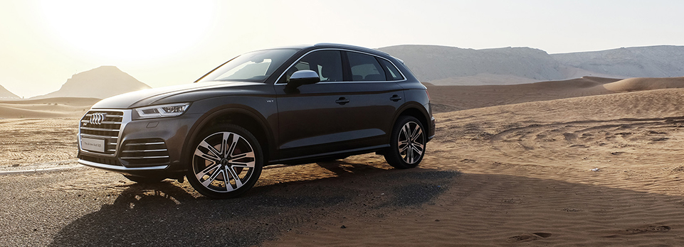 The new Q5 is a big improvement, and if you get the kids to school on time, take the SQ5