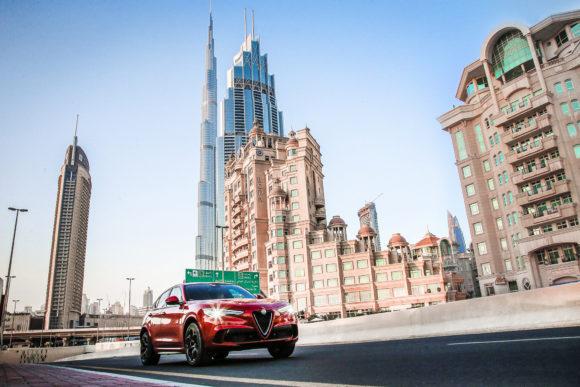 Alfa Romeo Giulia Stelvio Quadrifoglio