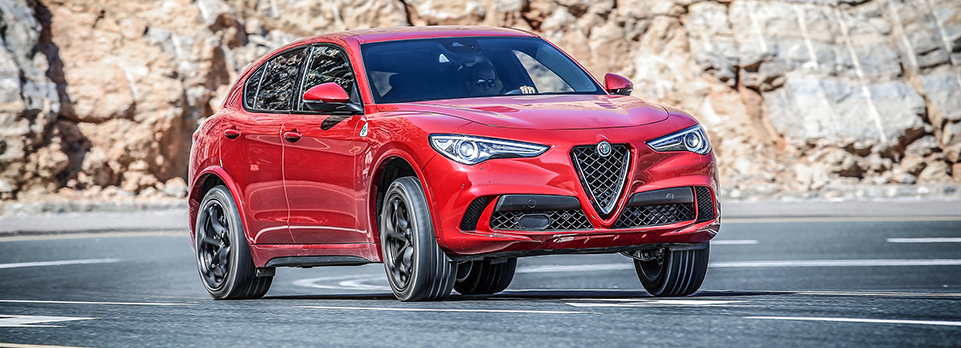 The fastest SUV in the World – until the Lambo Urus comes along we suspect