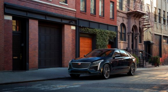 Cadillac CT6 V-Sport with 4.2 Twin Turbo V8!