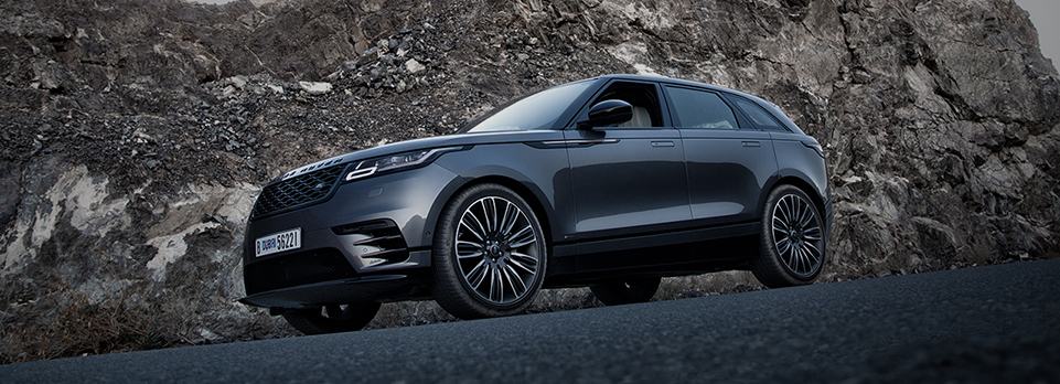 Land Rover's sexiest SUV yet. A futuristic interior seals the deal