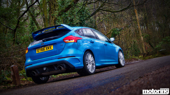 2018 Ford Focus RS Review