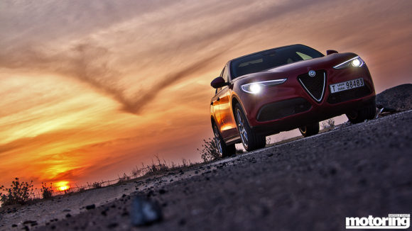Alfa Romeo Stelvio 2.0 280bhp Review