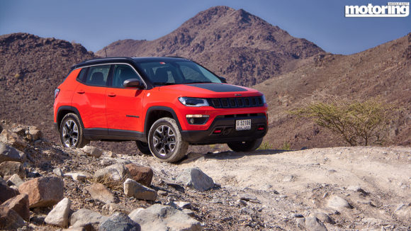 2018 Jeep Compass Review