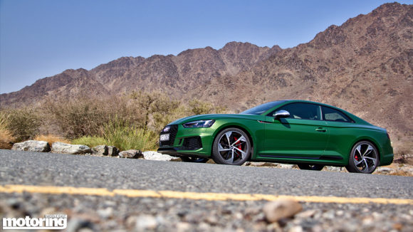 2018 Audi RS5 Review
