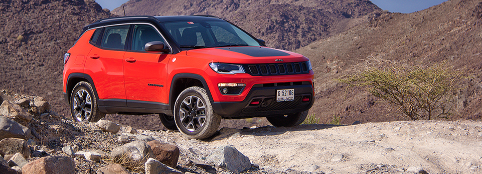 At last - it's the compact Jeep you've been waiting for