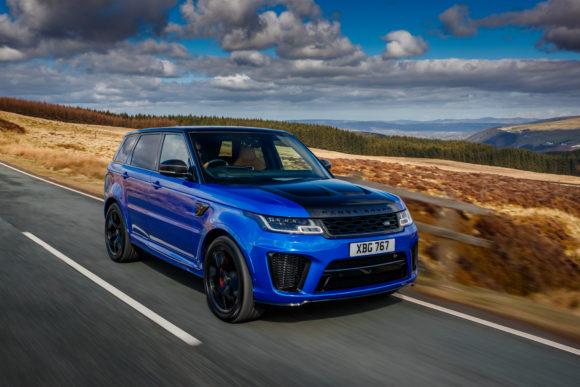 2018 Range Rover PHEV & Range Rover Sport First Drive