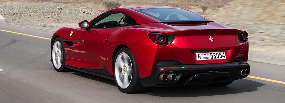 Entry-level Ferrari finally earns the right to wear the Cavallino Rampante