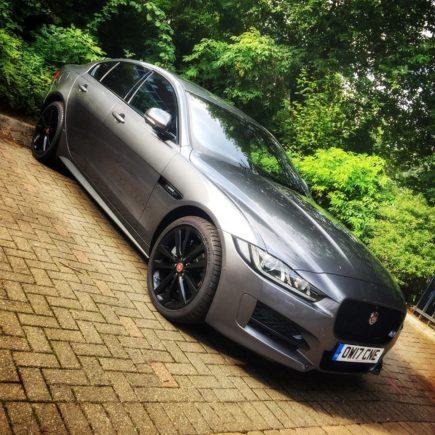 Jaguar XE 2.0 Diesel R Sport UK