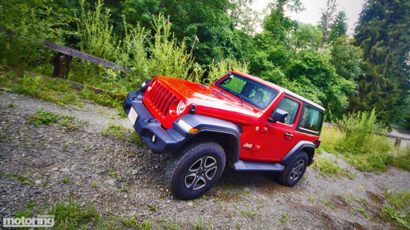 2018 Jeep Wrangler JL review