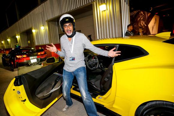 Track night - Corvette ZR1 & Camaro ZL1