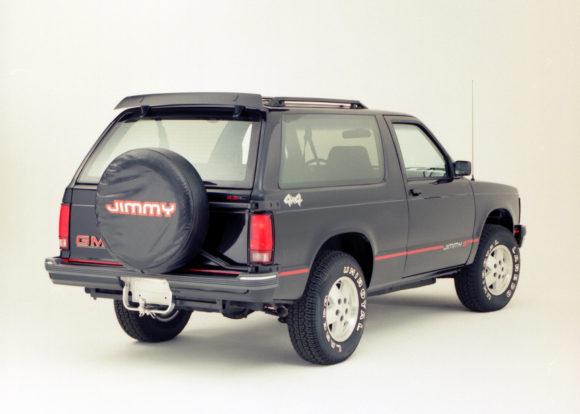 1991 GMC Jimmy S-15