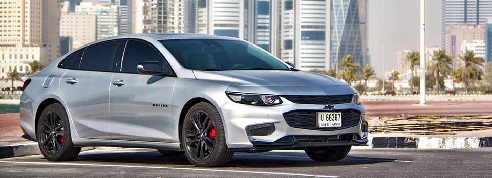 Chevy massively improves the Malibu in style and performance