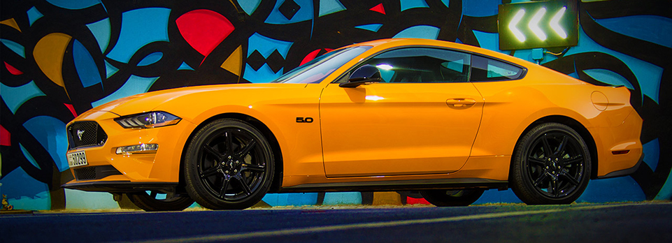 The Mustang remains a flawed gem, and quite frankly, Shahzad wouldn't have it any other way