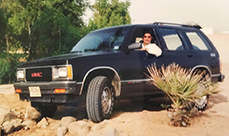1991 GMC Jimmy S-15