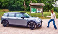 2018 Mini Clubman Review