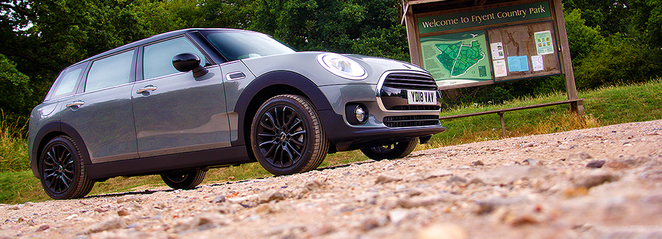 This Mini is a Maxi... add 'mum' to the end of that, and you've got family-friendly Mini